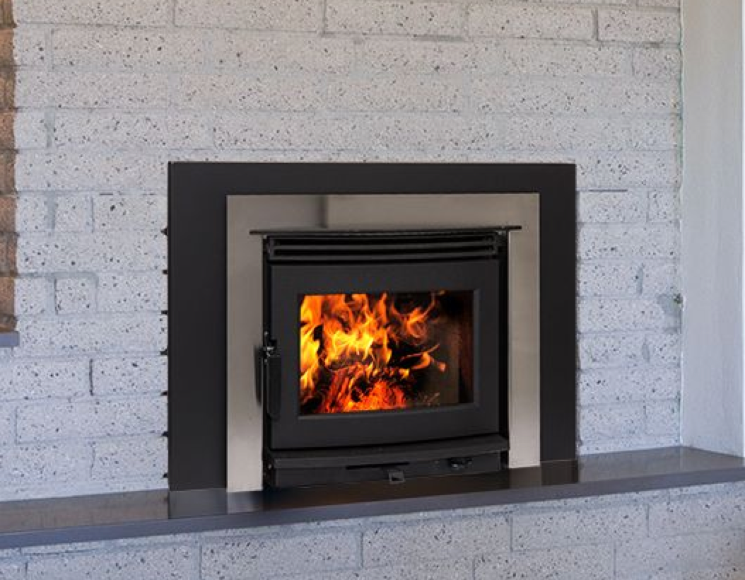 Inbuilt Wood Heaters - Zero Clearance