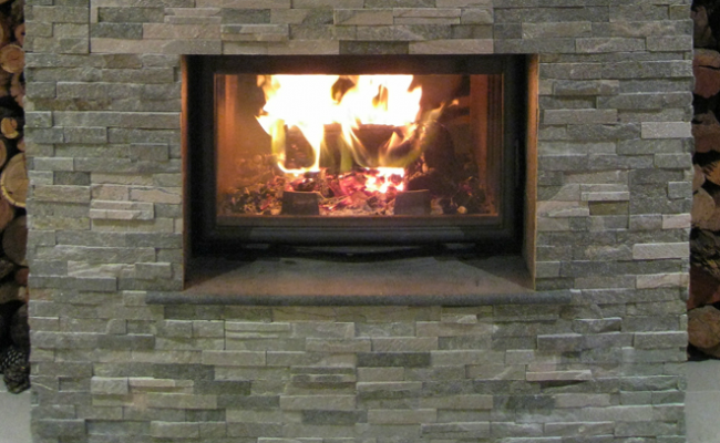 Chazelle Cdf800r Double Sided Wood Fireplace Perth Home
